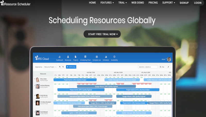eResourceScheduler