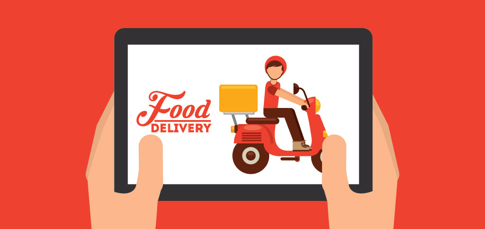 Food Delivery App User